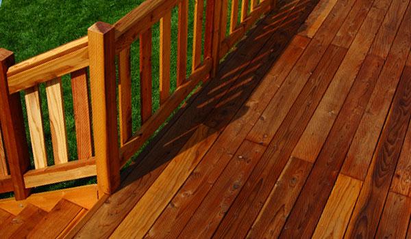 Fox Valley WI Wood Deck Restoration Service